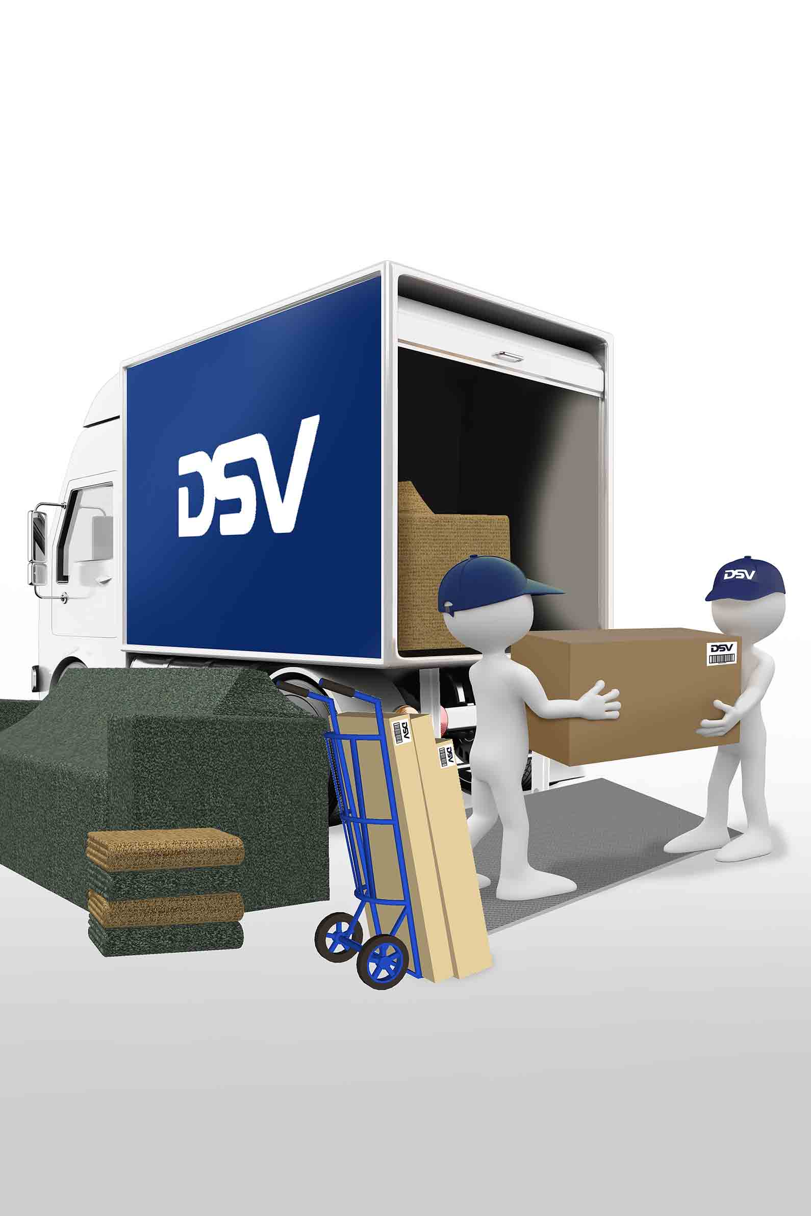 Dsv solutions home delivery services furniture news magazine for Furniture news