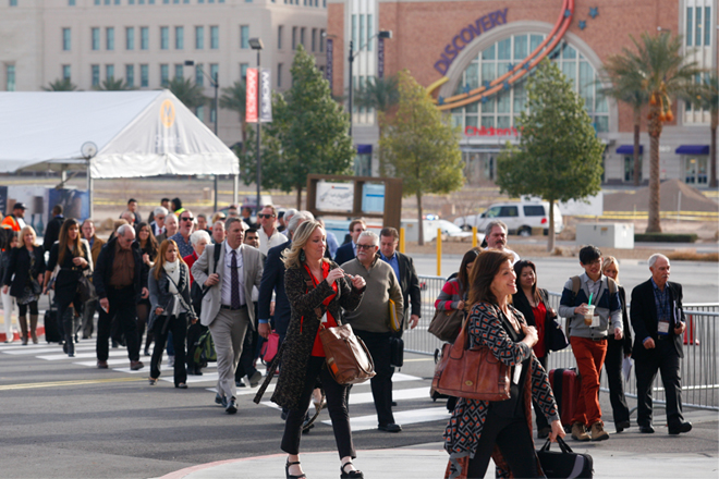 Las Vegas Market Reports Best Attended Edition To Date