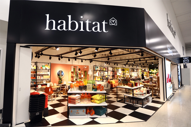 Habitat Launches First Sainsbury S Concession Furniture