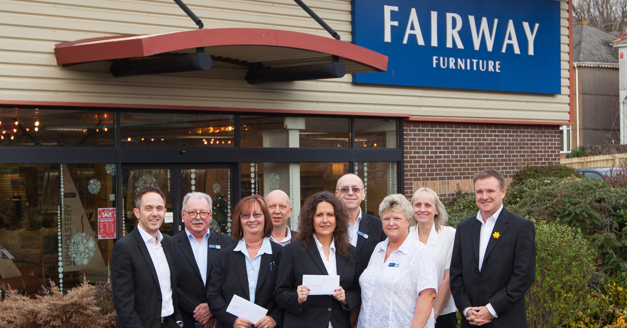 Fairway Furniture Recognises Long Serving Staff