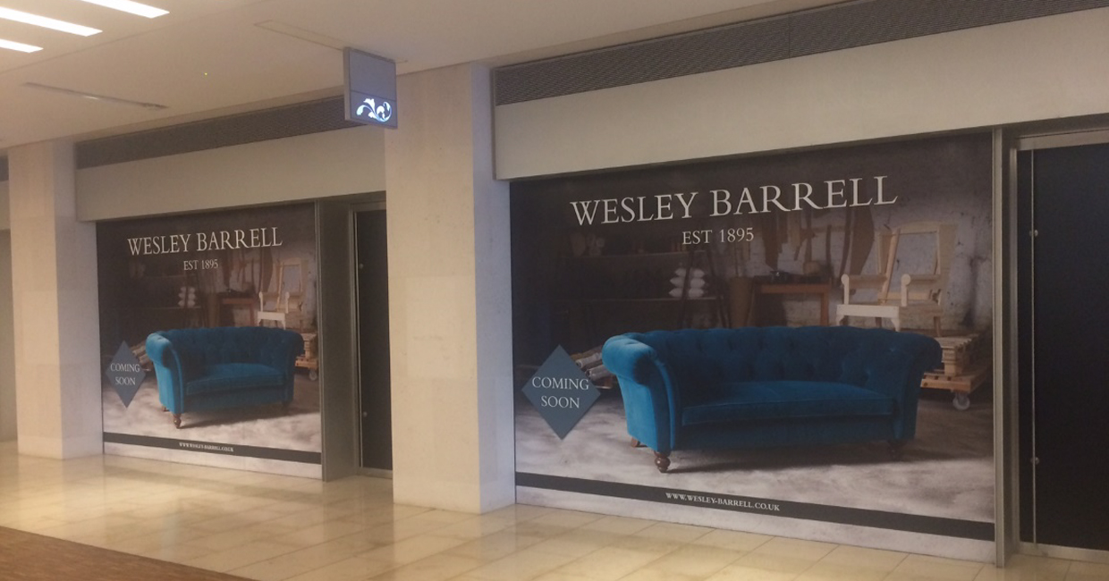 Wesley Barrell Opens New Showroom Furniture News Magazine