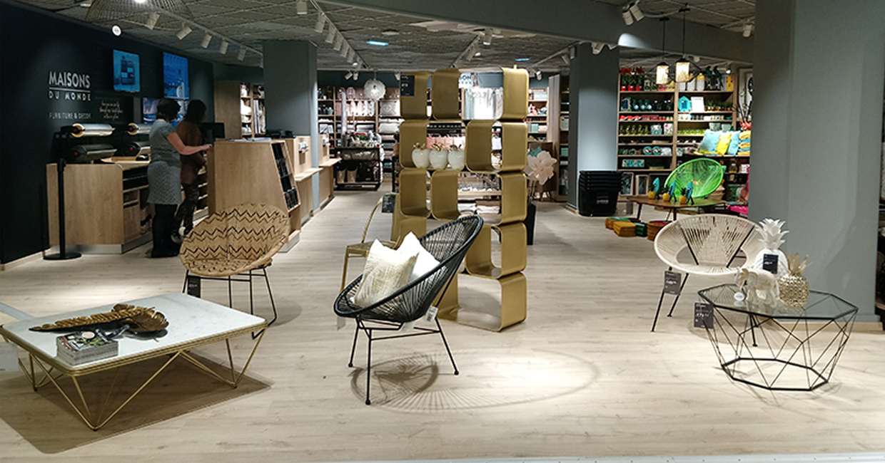 Maisons du monde opens first uk stores furniture news for Alfombras maison du monde