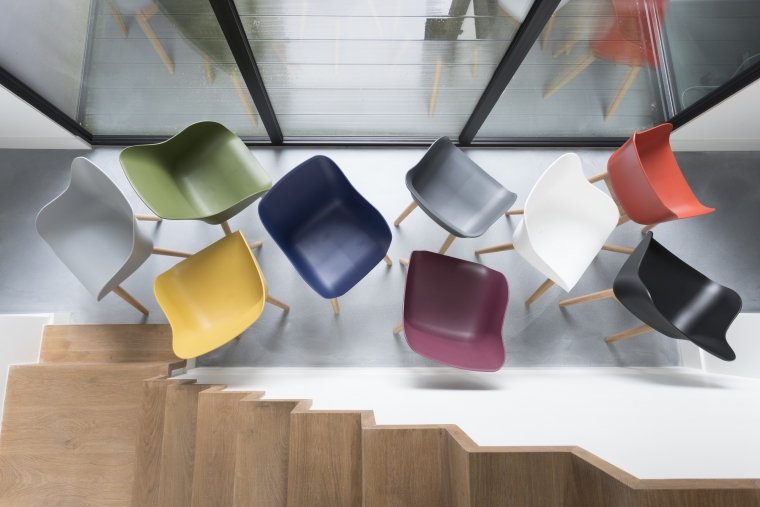 Julia Resin Chair by Hartman