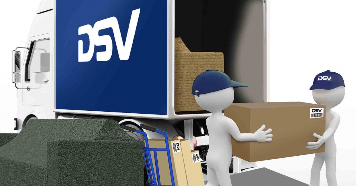 Two Man Delivery. DSV Solutions Home Delivery Services   Furniture News Magazine