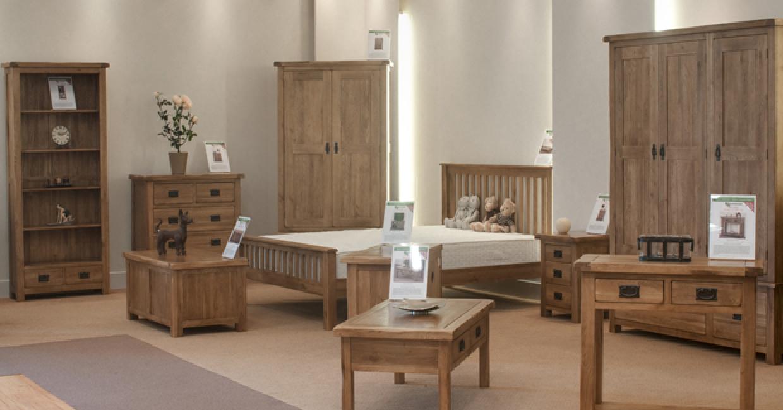 The Ascent Of Oak Furniture Land Furniture News Magazine