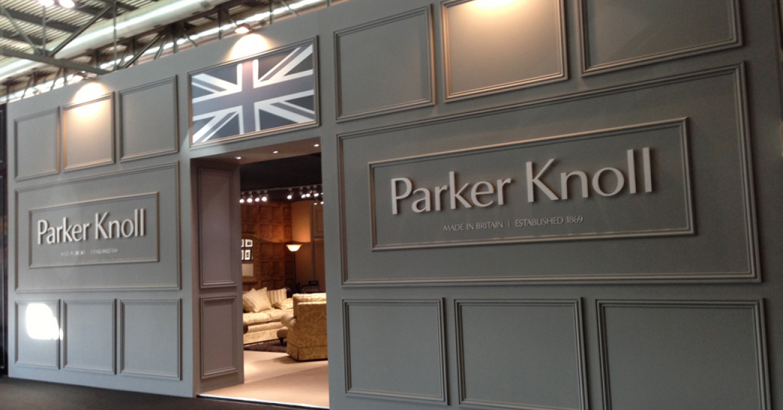 Parker Knoll in Milan