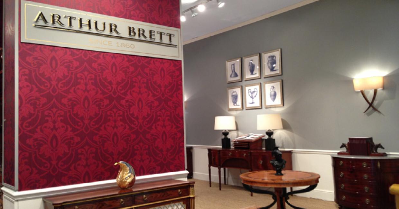 Arthur Brett in Milan
