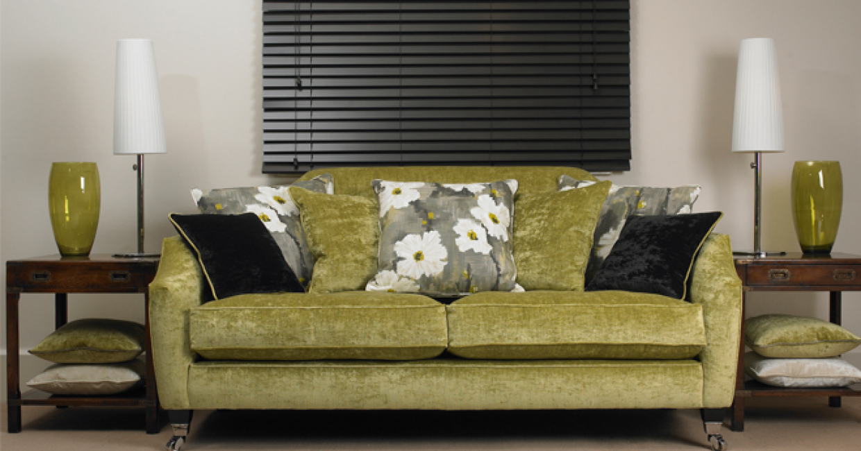 Manchester show attracts notable newcomers furniture for Home articles furniture