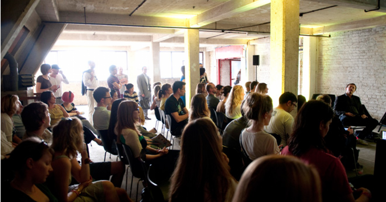 An Event At The Forefront Of Design And Architecture Clerkenwell Week CDW Gathers Industries Leading Minds Together To Share Knowledge