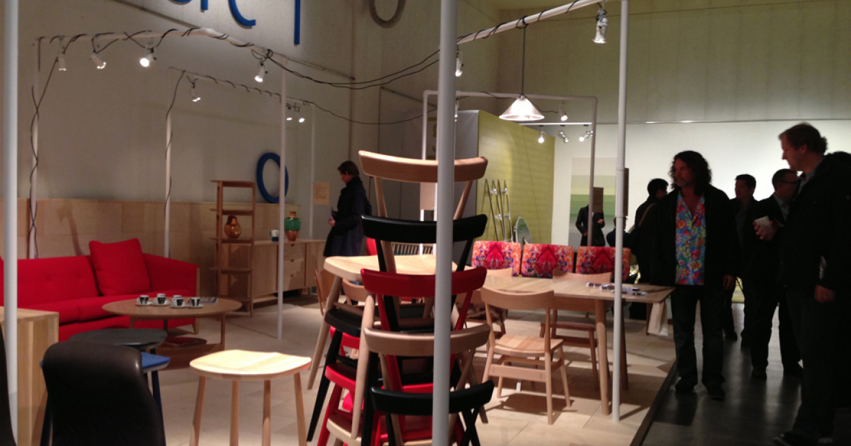 The BFM members' stands were designed with the high quality of the Milan fair in mind