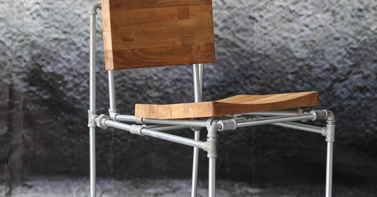 TIFS 2013 featured a wealth of new product, including this Pipe chair from O'Smile International Co