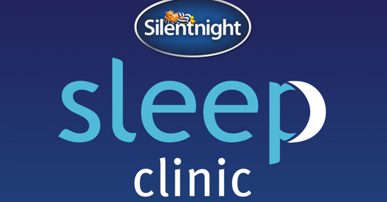 Silentnight's online Sleep Clinic