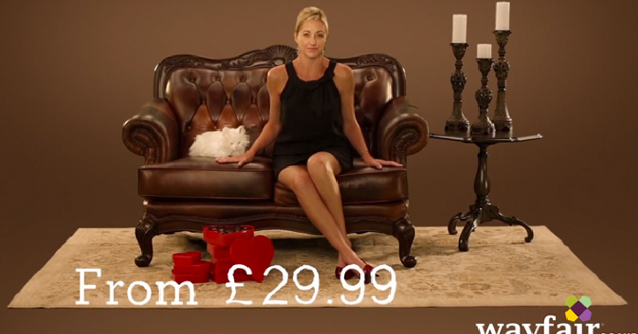 Wayfair.co.uk is launching its first UK TV ad campaign