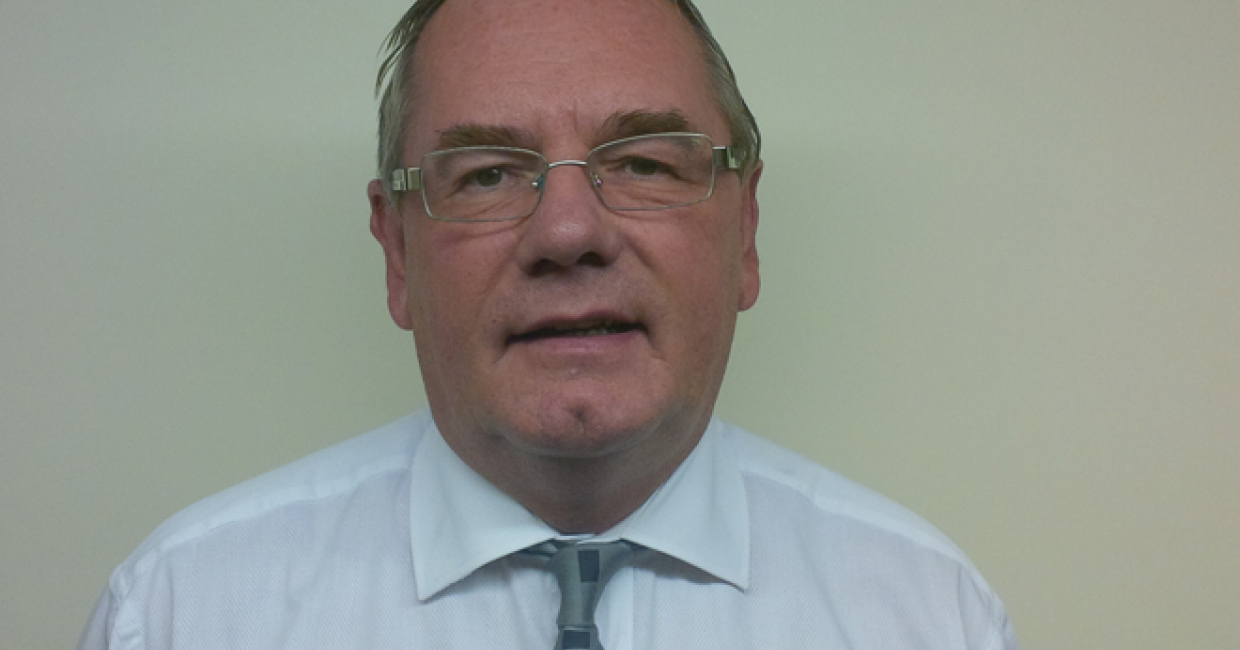 Wayne Shaw, new national key accounts manager