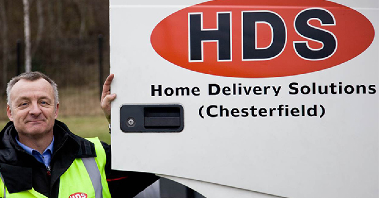 Alan Kirkby, Home Delivery Solutions (HDS)