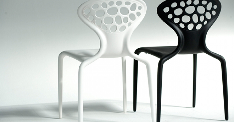 Supernatural chair – courtesy Moroso, Udine