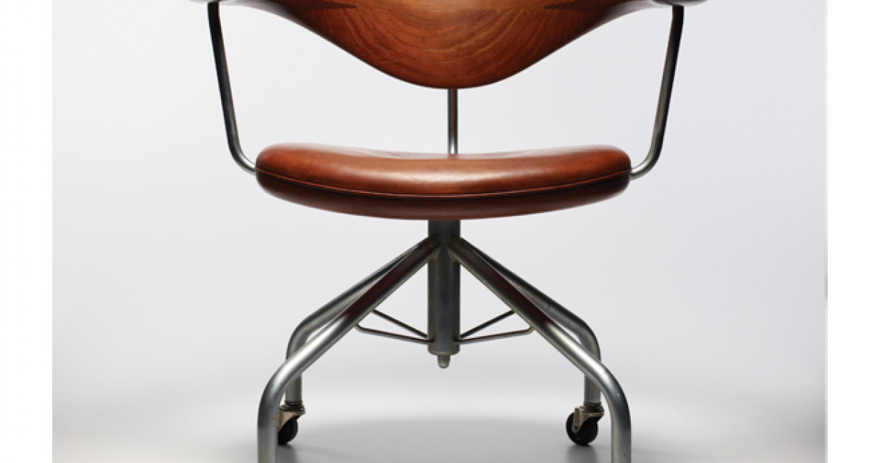 Model No.50 task chair – courtesy Wright, Chicago