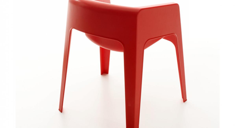 Tototo chair – courtesy Max Design, Bagnaria Arsa, Udine