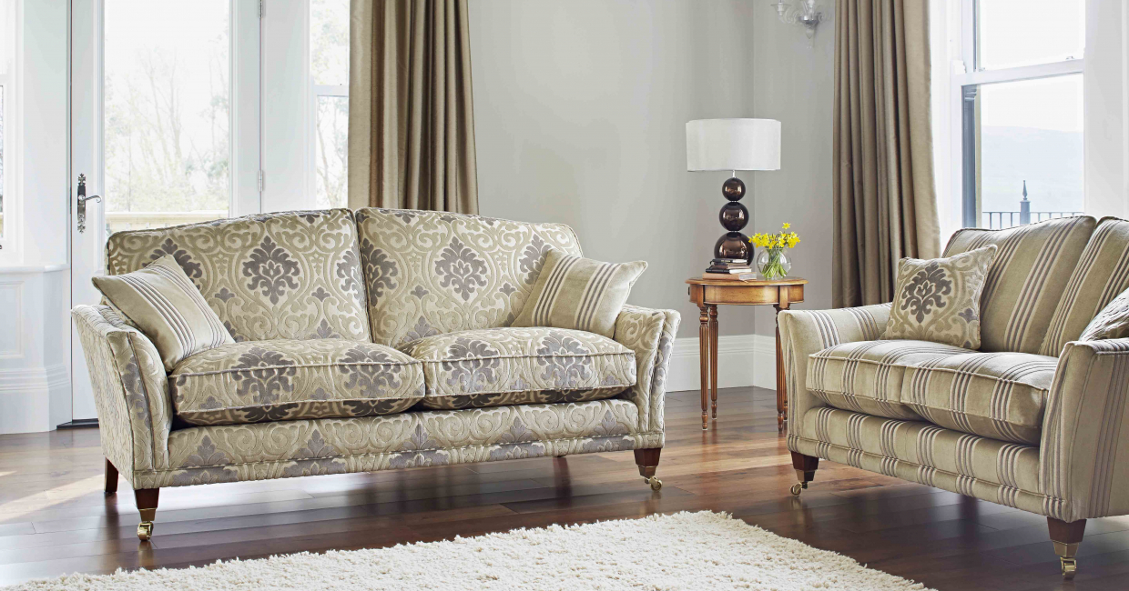 Harrow, from confirmed January Furniture Show exhibitor Parker Knoll