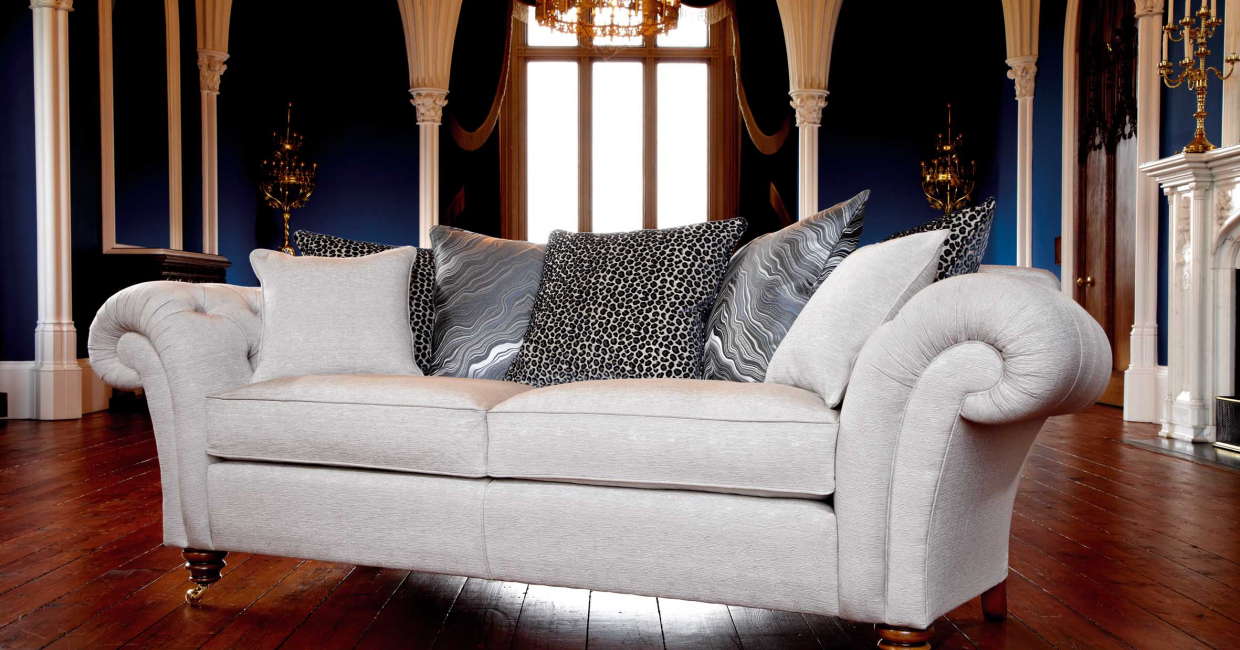 Elgar Grand, from confirmed January Furniture Show exhibitor Duresta