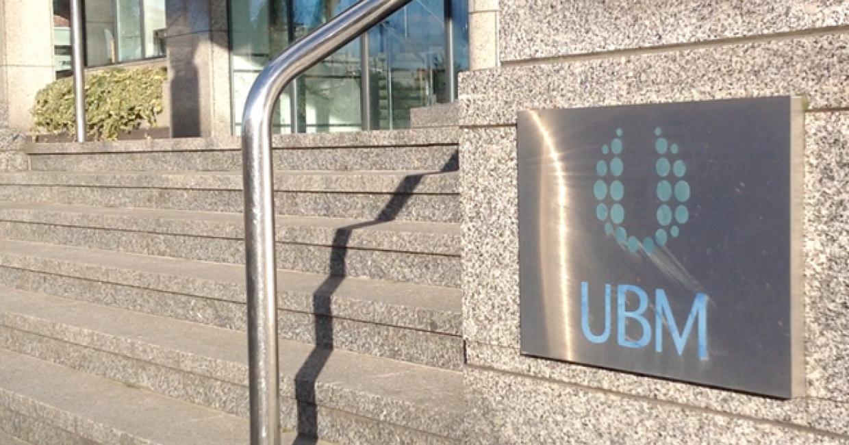 UBM's UK office in Blackfriars, London