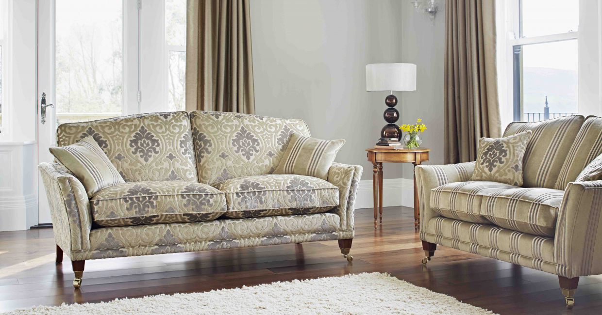Harrow, from exhibitor Parker Knoll