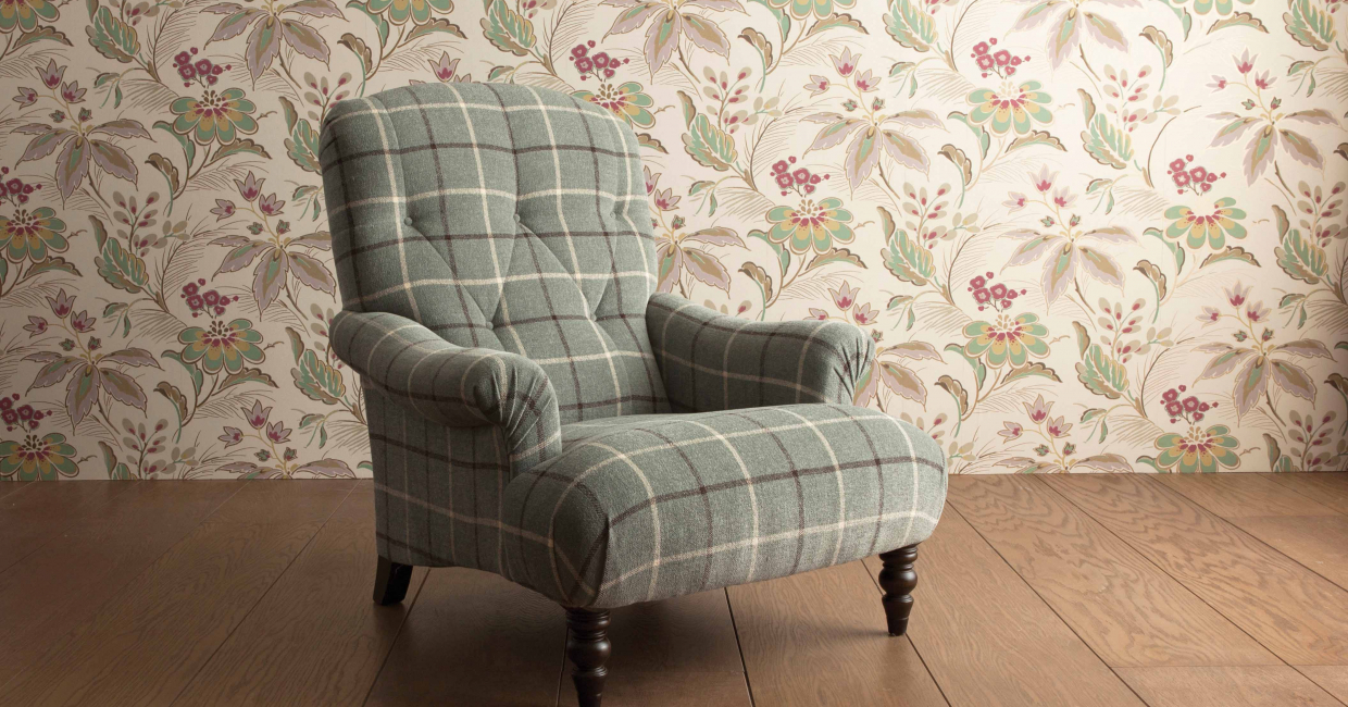 The Miller chair, one of Henderson Russell's strongest-selling models