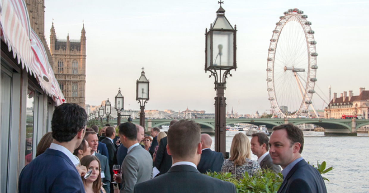 Industry enjoys FIRA award evening at Westminster
