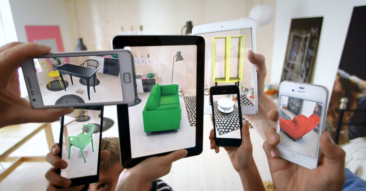 Can Augmented Reality (AR) change the way people shop?