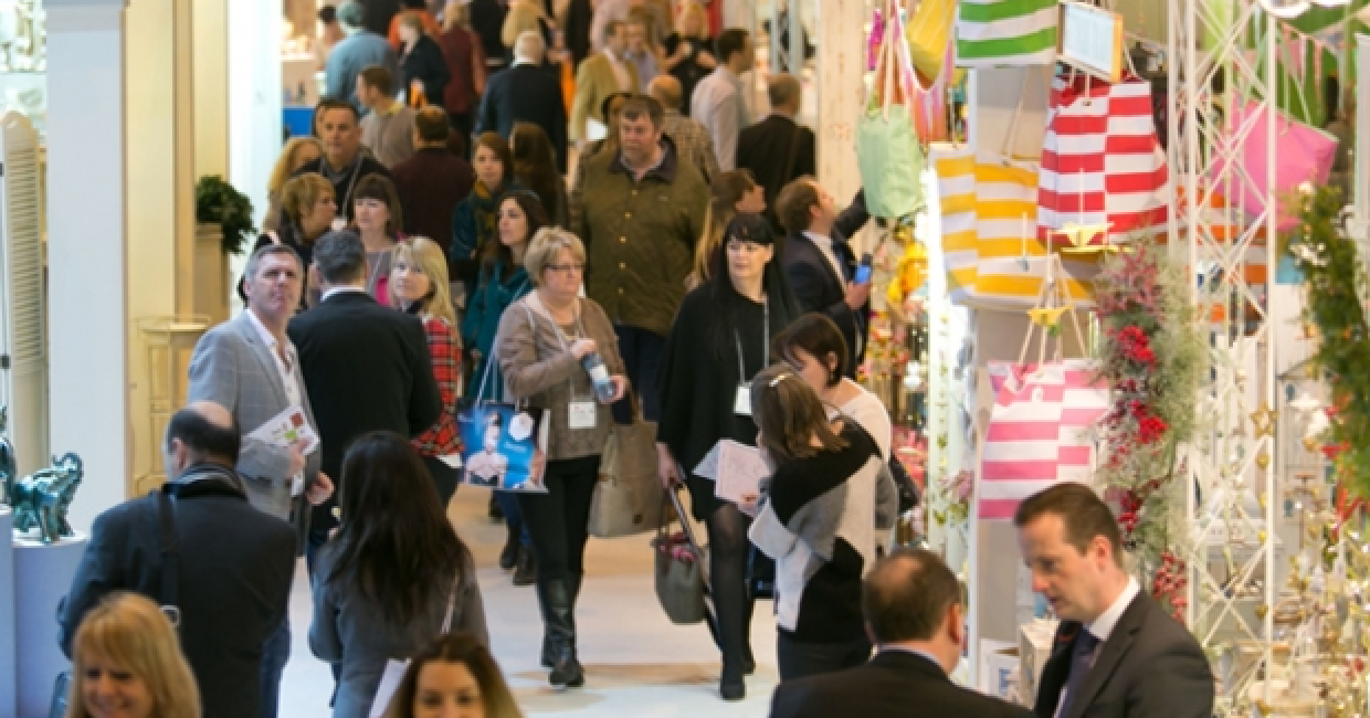 Rebranded Home sector spearheads growth at Spring Fair