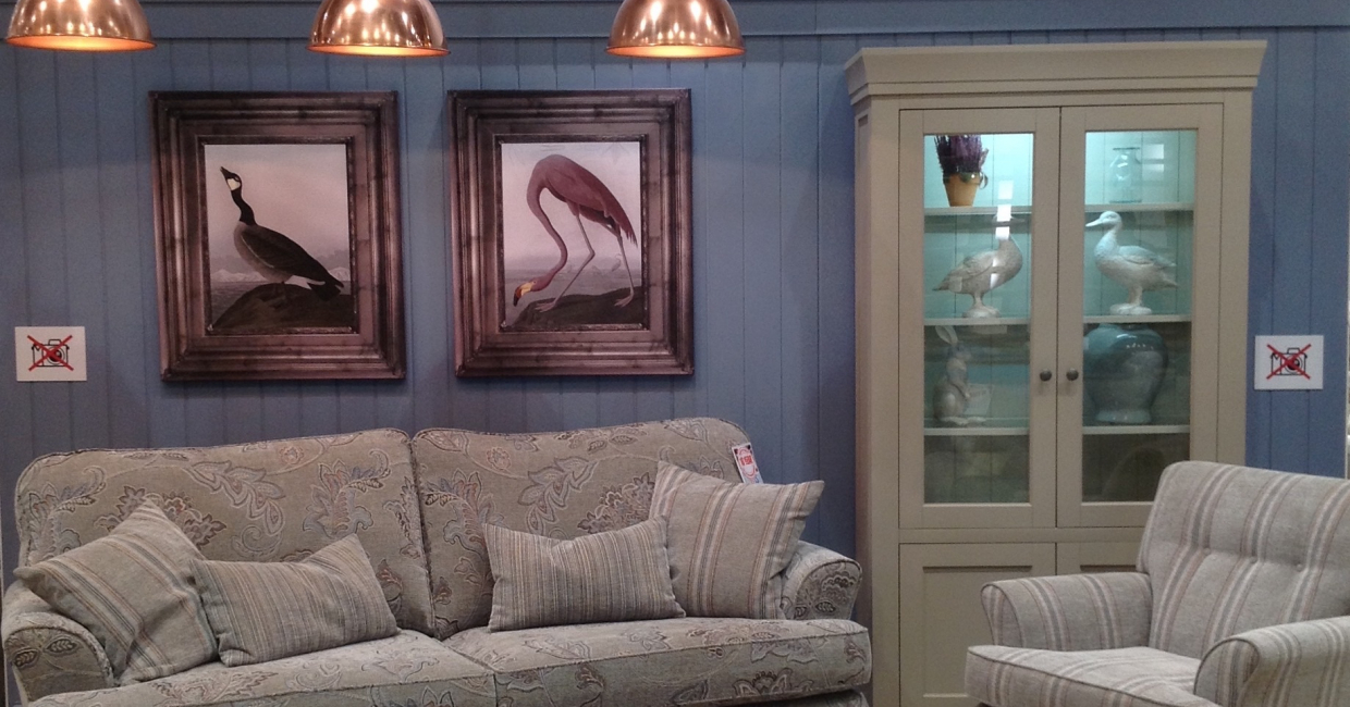 Alstons and numerous other upholstery firms presenting the cool grey palette