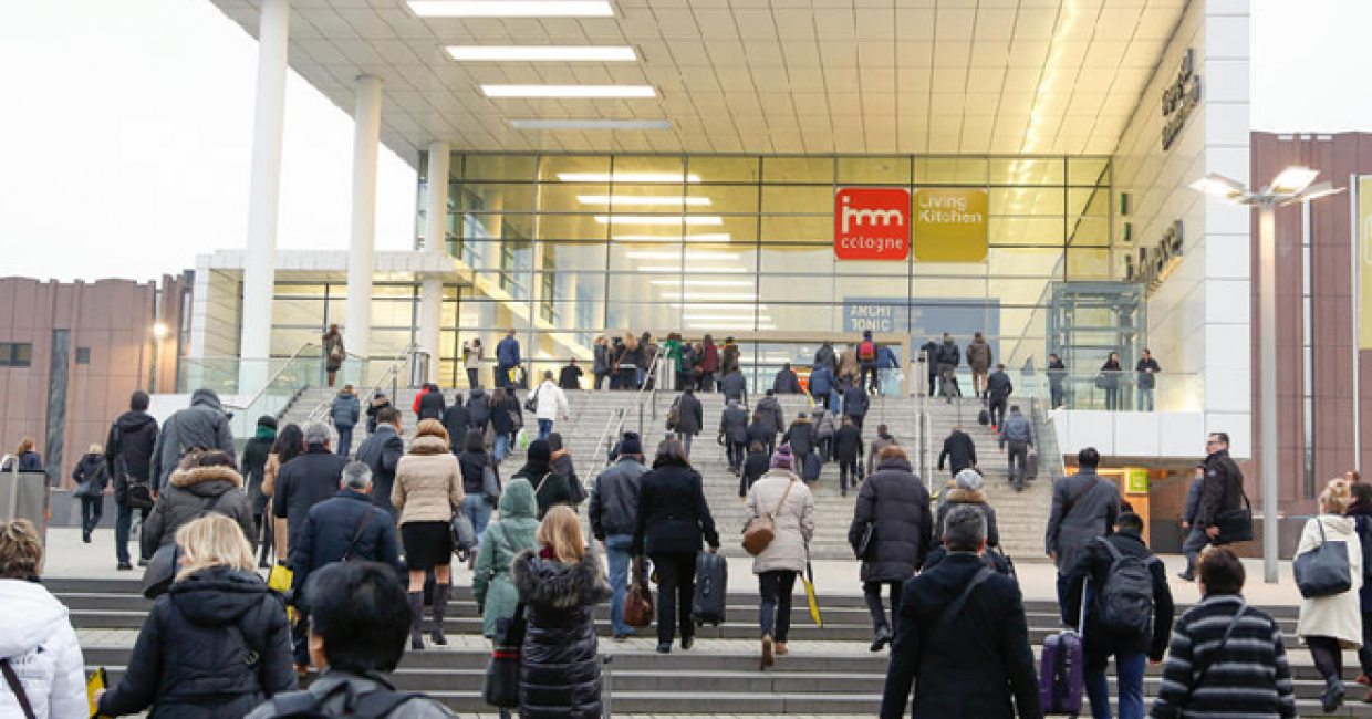 imm cologne exceeds last year's performance
