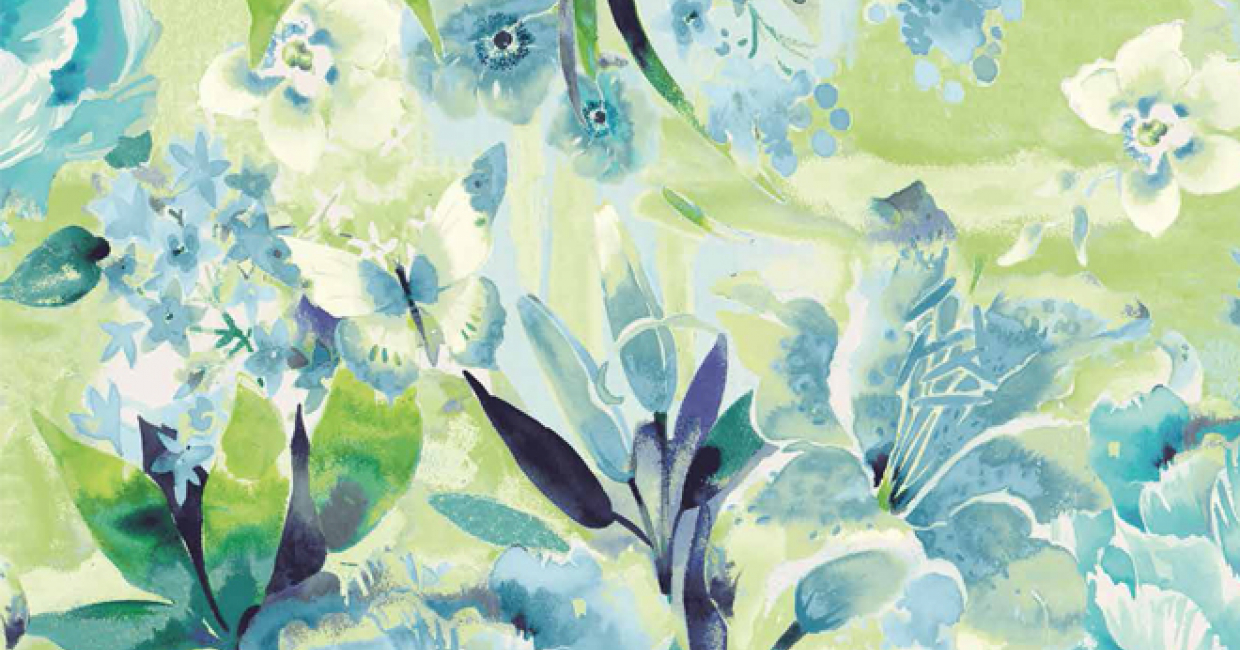 Part of Laura Ashley's S/S15 colelction