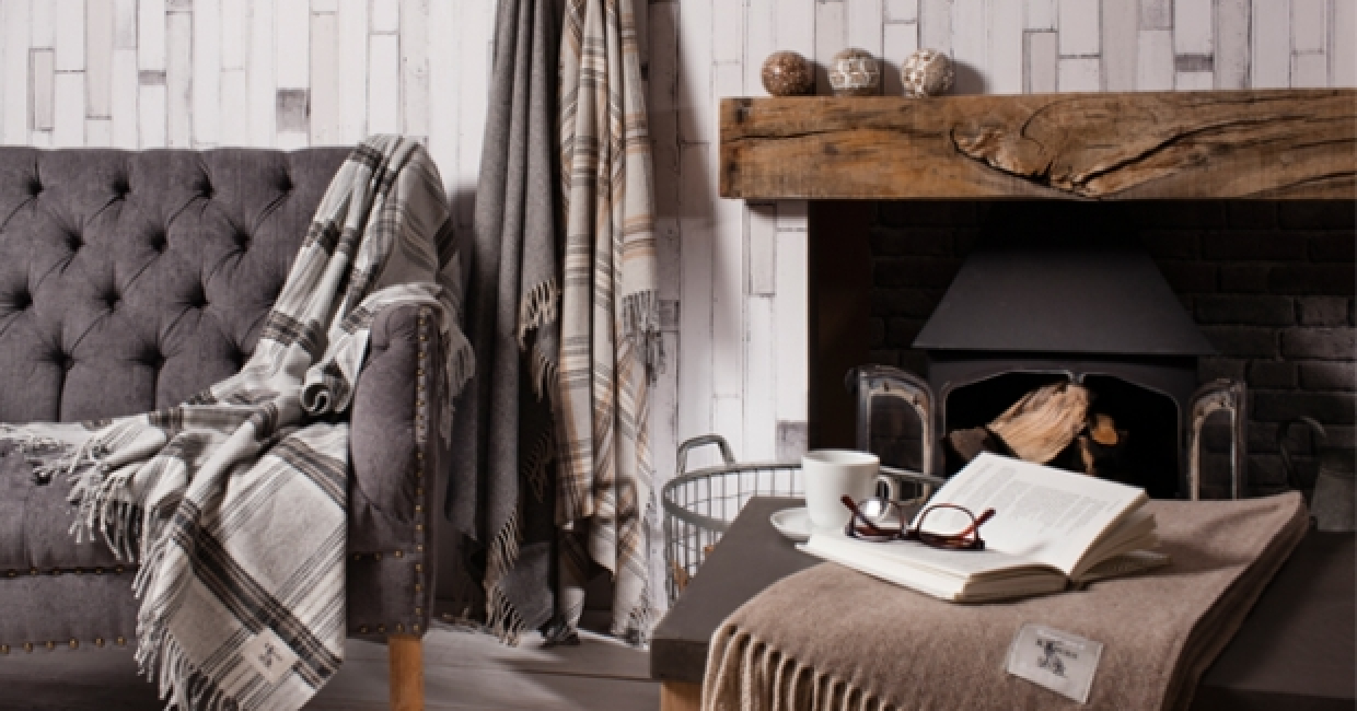 Soft furnishings from Gallery Direct