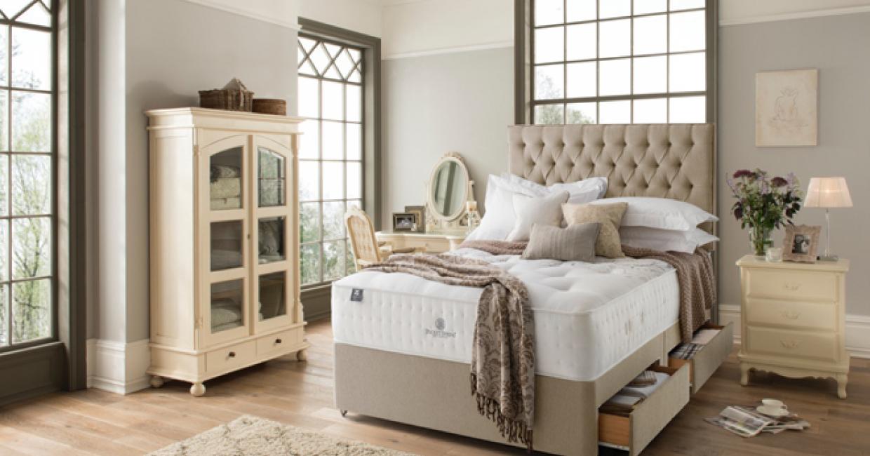 national trust collection pocket spring bed company. Black Bedroom Furniture Sets. Home Design Ideas