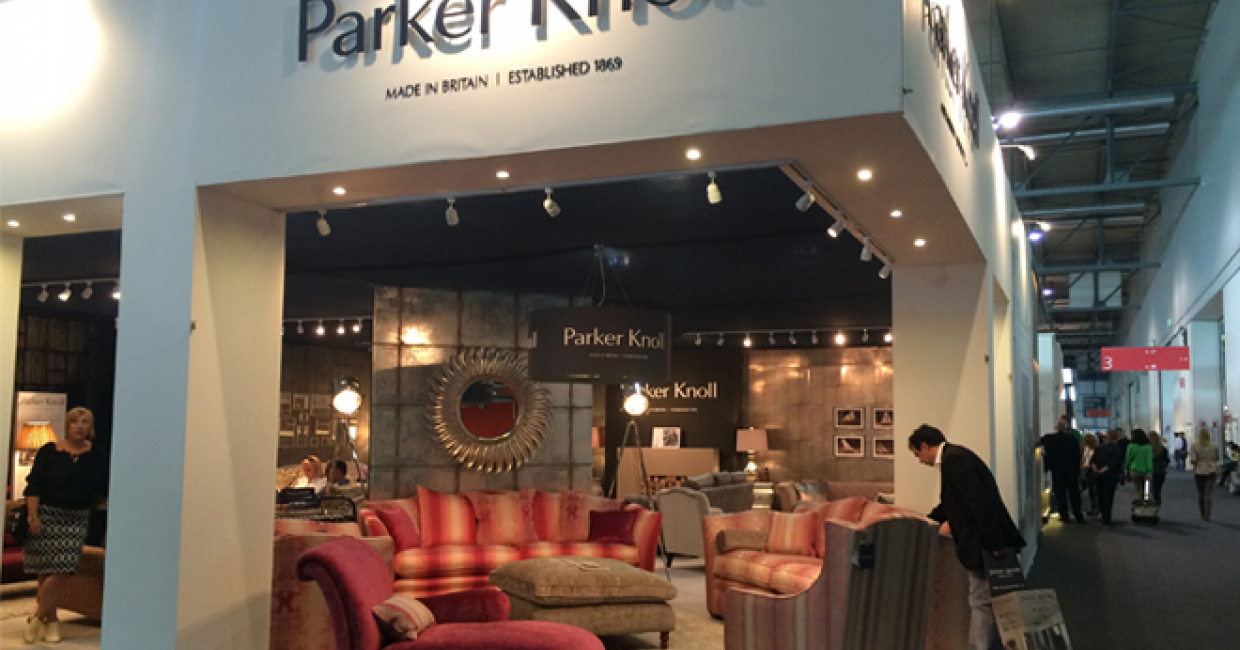 Parker Knoll at I Saloni 2015