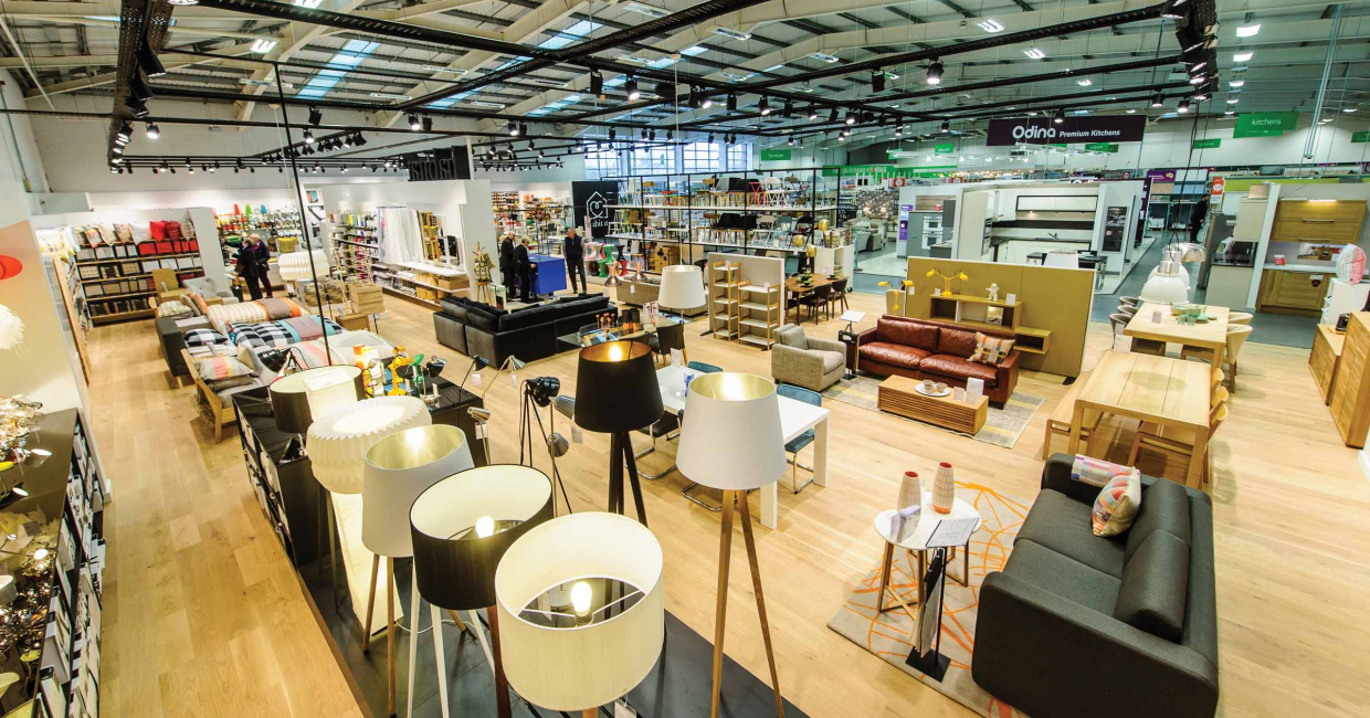 Habitat's new concept store in Chichester