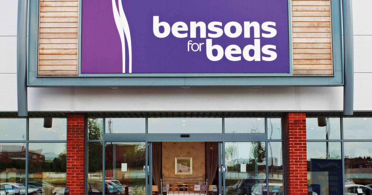 Bensons for Beds Rotherham