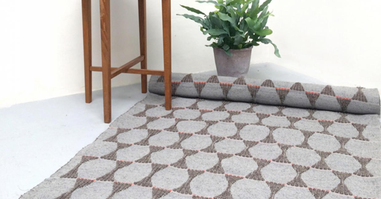 Herdwick Dot Carpet, Robyn Hinchcliffe