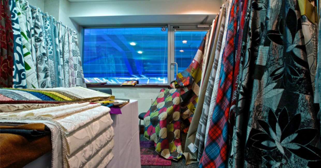 UK companies join London Fabric Show exhibitor roster Furniture