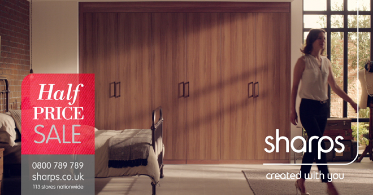Sharps Launches Biggest Ever January Sale Campaign Furniture News