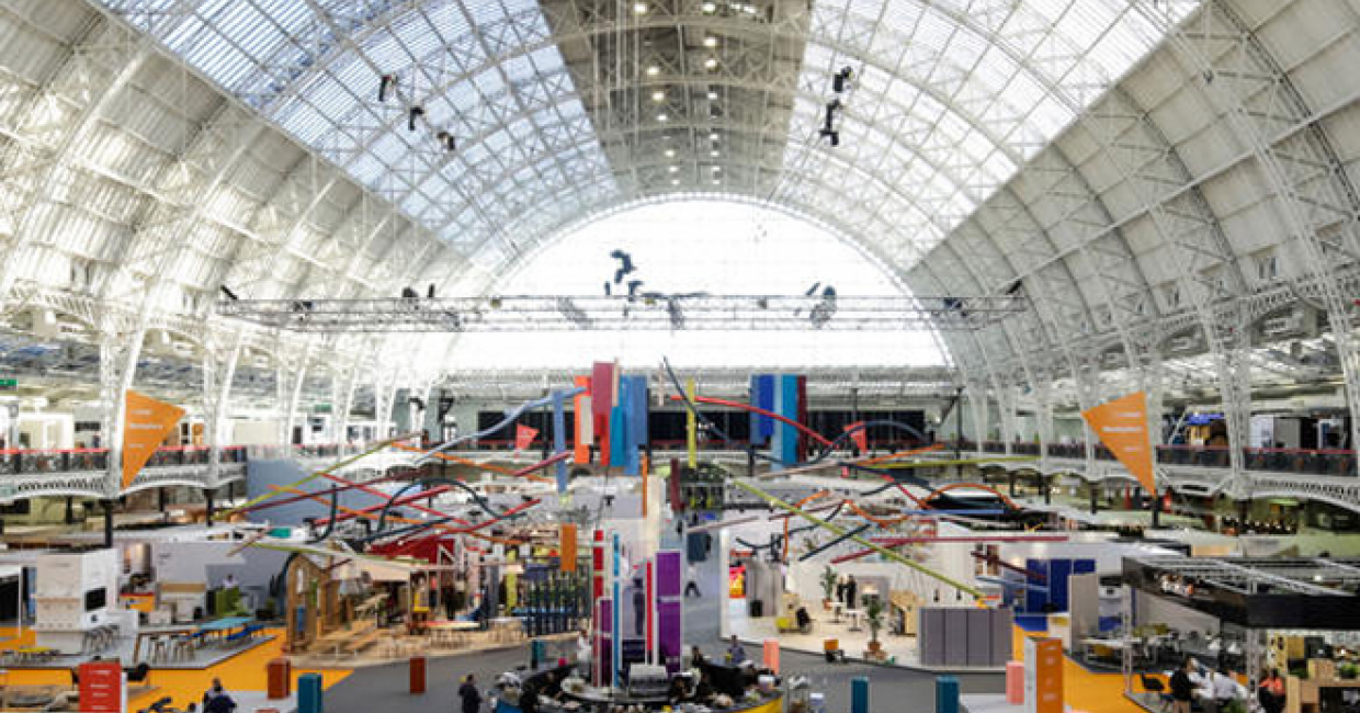 Design To Return To Olympia London With New Theme Furniture - Home design show london