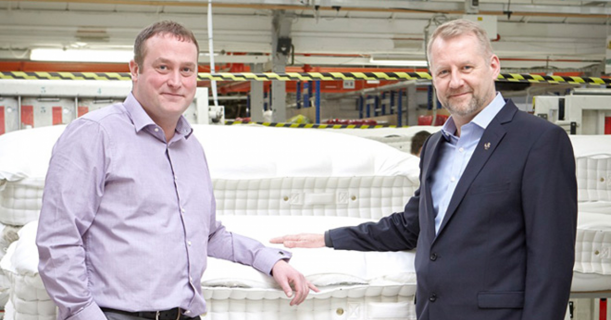 Harrison Spinks Appoints New Manufacturing Director
