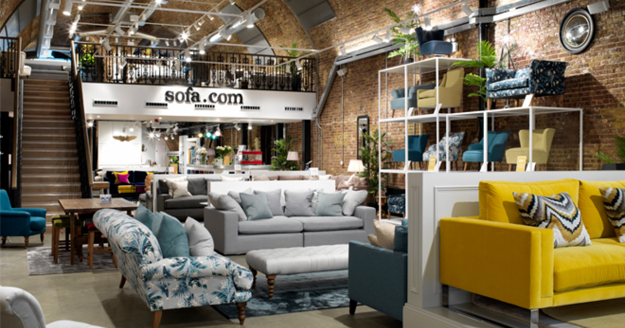 Opens new london showroom furniture news magazine for Modern furniture stores london