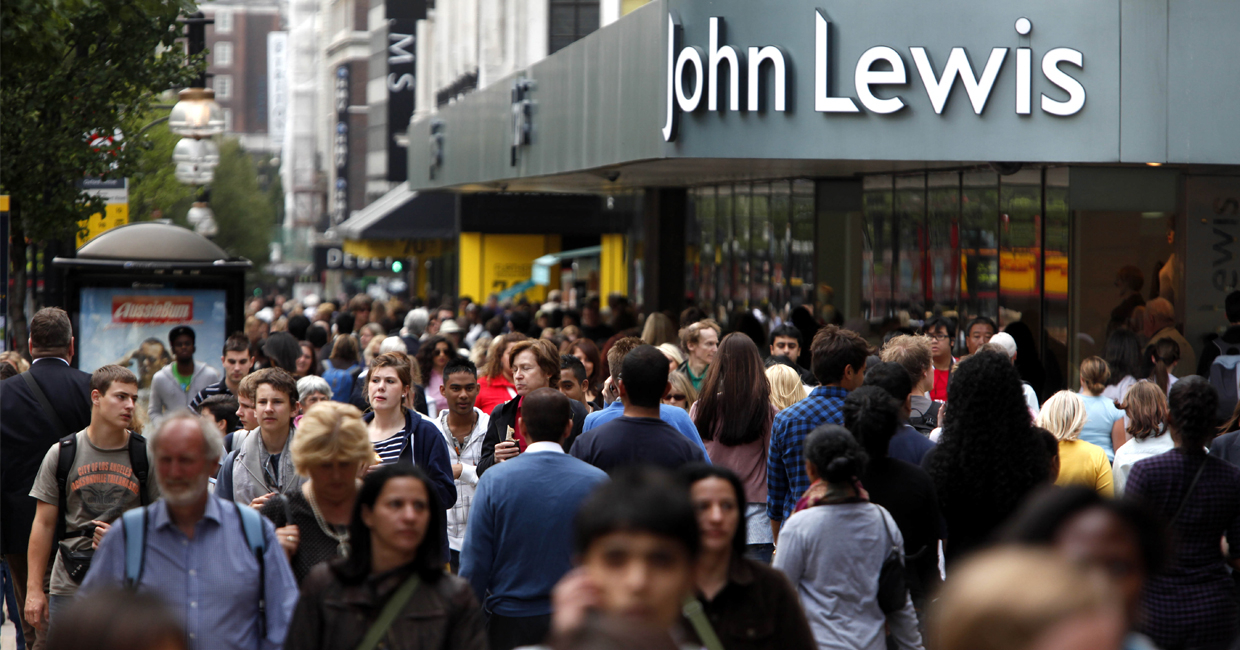 Weak pound to shrink bonuses at John Lewis