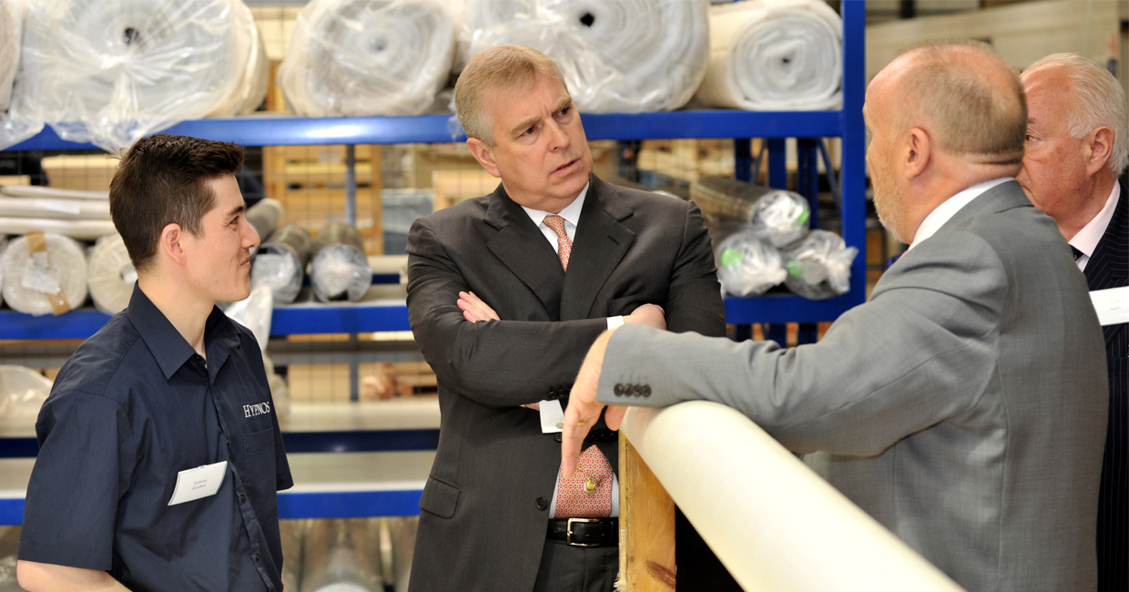 hypnos invests in apprenticeships and creates new jobs castle donington based bed manufacturer hypnos has made investing in future generations of the uk s manufacturing industry a priority thanks to its