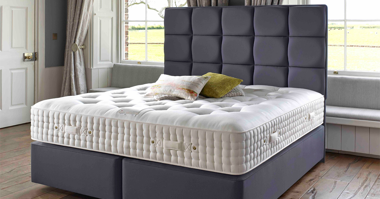 One Of Great Britain S Most Elished And Innovative Bed Makers Spink Edgar By Harrison Spinks Has Supplied Luxury Beds To The New John Lewis In