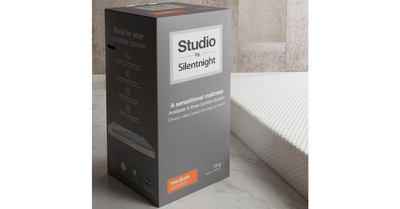 studio by silentnight awarded which best buy furniture. Black Bedroom Furniture Sets. Home Design Ideas