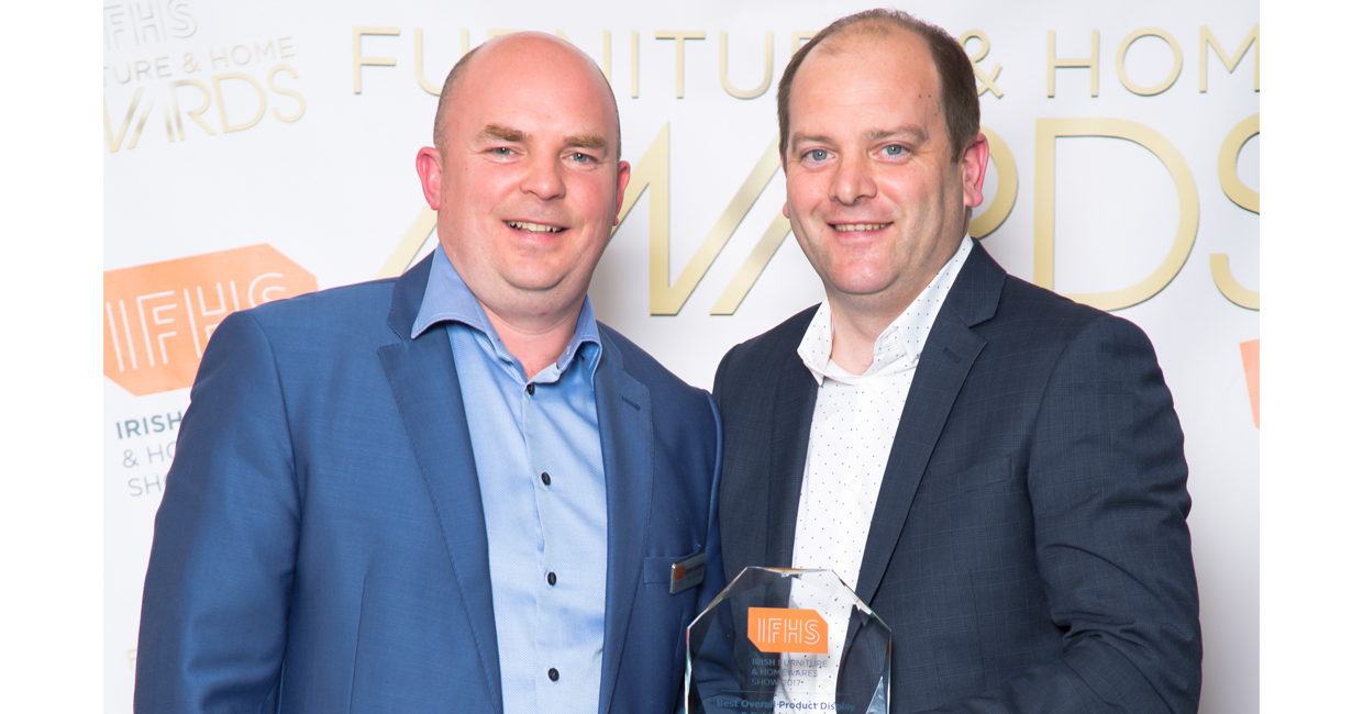 Best Overall Product Display & Exhibition Stand – Derrys