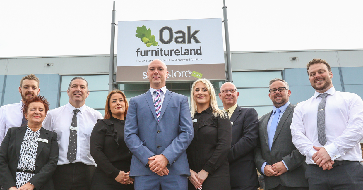 Oak Furniture Land Opens Sixth Welsh Store Furniture News Magazine